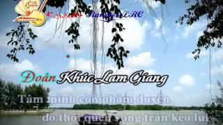 Hành Trang Về Cõi Phật (dây đào) - Karaoke - Rainbow89