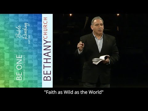 Faith as Wild as the World - Jeremiah 29
