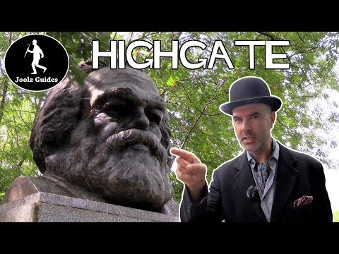 Highgate Cemetery and Pub Walk - London Walking Tour