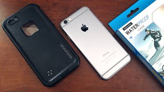 $13 Waterproof iPhone Case - Eonfine Waterproof Case Unboxing & Full Review