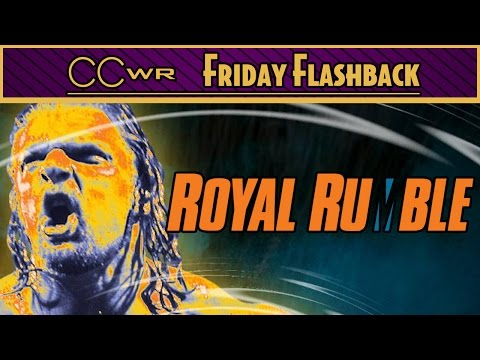 WWE Royal Rumble 2003 Review | FRIDAY FLASHBACK