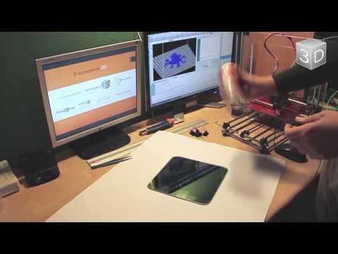 Review adhesivo dimafix para impresoras 3D