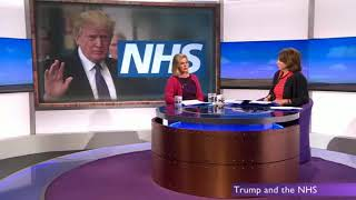 US Think-tank spokesman: The NHS needs an injection of Free Market