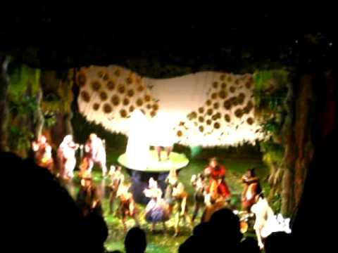 Shrek the Musical I'm a Believer Broadway