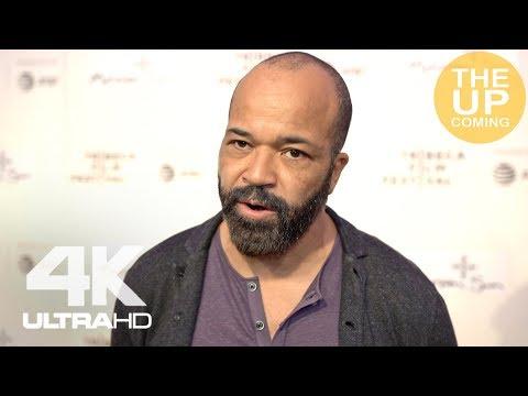 Jeffrey Wright interview on Westworld season 2 at Tribeca Film Festival 2018
