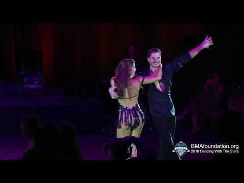 Emma Slater & Gleb Savchenko 2019 BMA Dancing With The Stars
