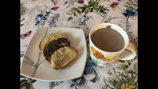 Мамины сухарики со сметаной и сахаром к чаю - быстро и вкусно