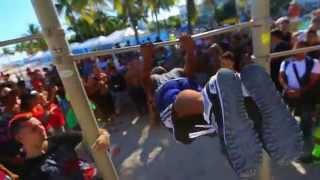 Barstarzz Miami Pull Up Jam 2014