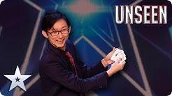 UNBELIEVABLE! Bill Cheung works his MAGIC! | BGT: UNSEEN