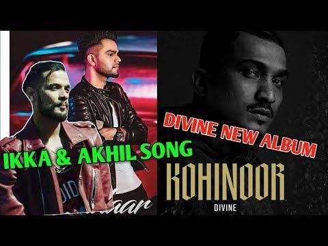 divine-new-album-'kohinoor'-|-ikka-&-akhil-new-song