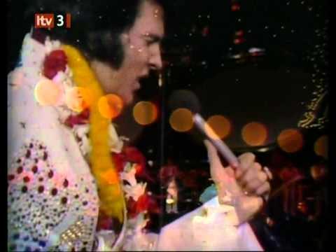 Elvis Presley - Suspicious Minds (Live at Hawaii - 1973)