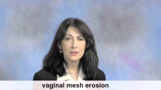 Vaginal Mesh / Bladder Sling Lawsuits Update