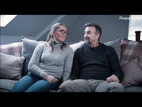 Download James and Vicki's 'meant to be home' with Proportunity