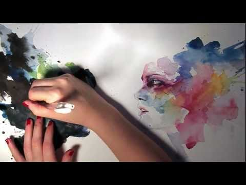 speed painting - in un istante solo