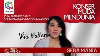 Via Vallen - Kimcil Kepolen (Live at Konser Muda Mendunia 2017)