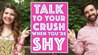 How to Talk to Your Crush When You're Shy