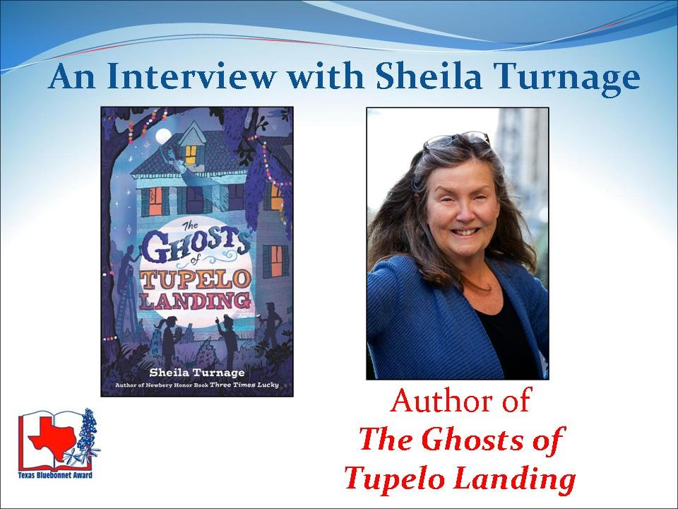 The Ghosts of Tupelo Landing - Sheila Turnage - YouTube