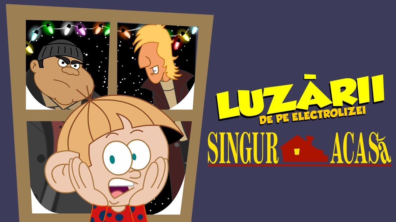 Download Luzarii - Singur Acasa