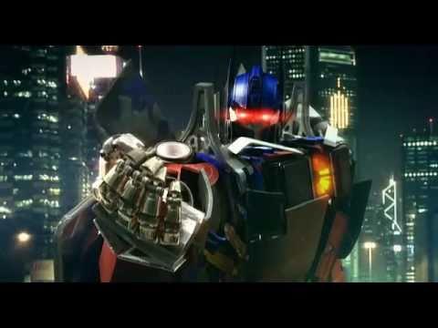 LG Optimus Pad - Transformers Edition