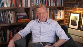 What fatherhood means to John Dickerson