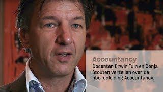 Inholland - Accountancy: Docenten over de opleiding