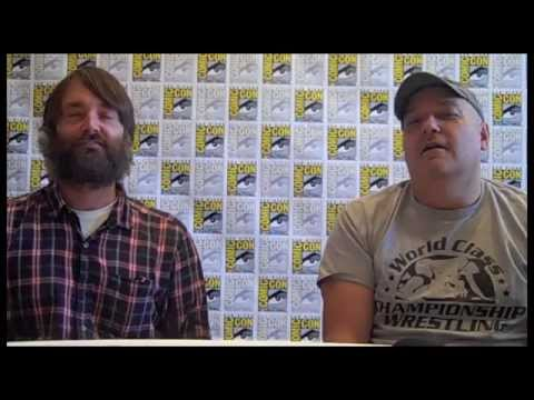 Moonbeam City  Will Forte and Tommy Blacha