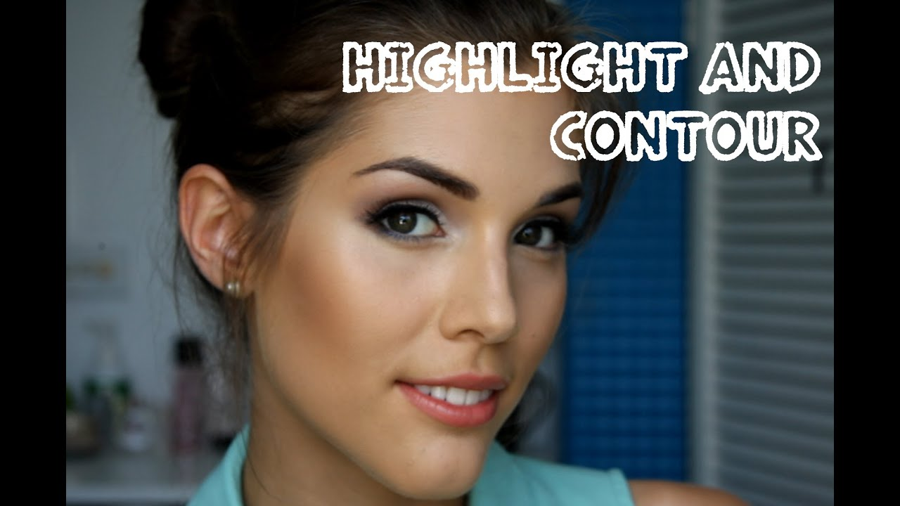 HOW TO EASILY HIGHLIGHT AND CONTOUR FOR BEGINNERS!