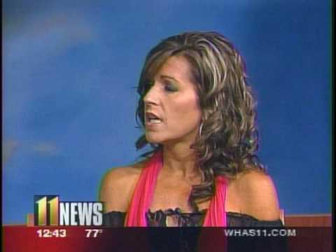 Candy's WHAS 11 News Interview with Rachel Platt - Louisville, KY