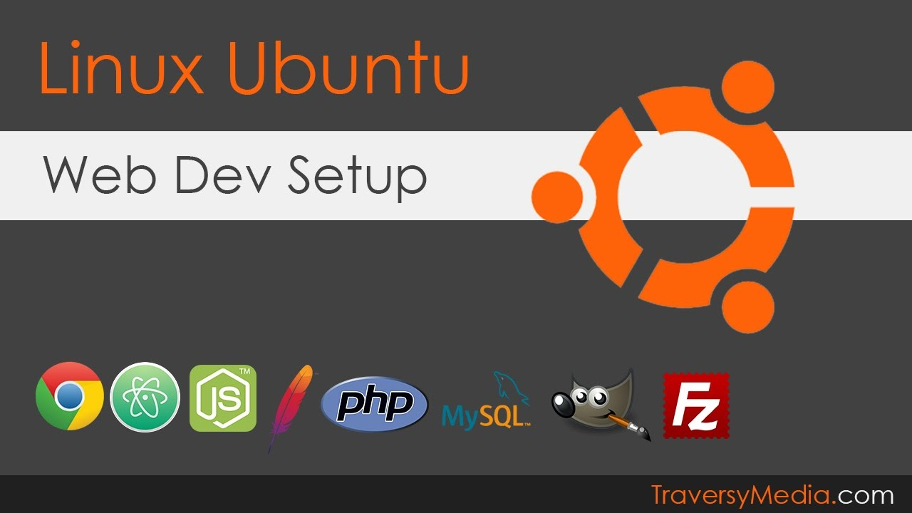 Setup Linux Ubuntu For Web Development