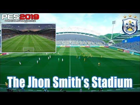 PES 2019 Stadium Server : Jhon Smith Stadium
