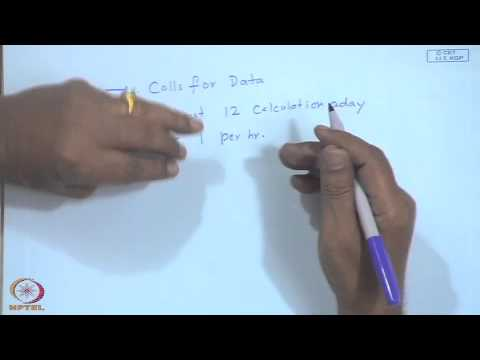 Mod-05 Lec-05 Estimation of Solar Radiation or Details