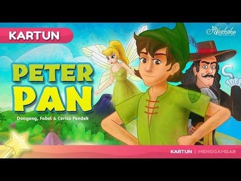 Peter Pan | Kartun Anak - Dongeng Bahasa Indonesia