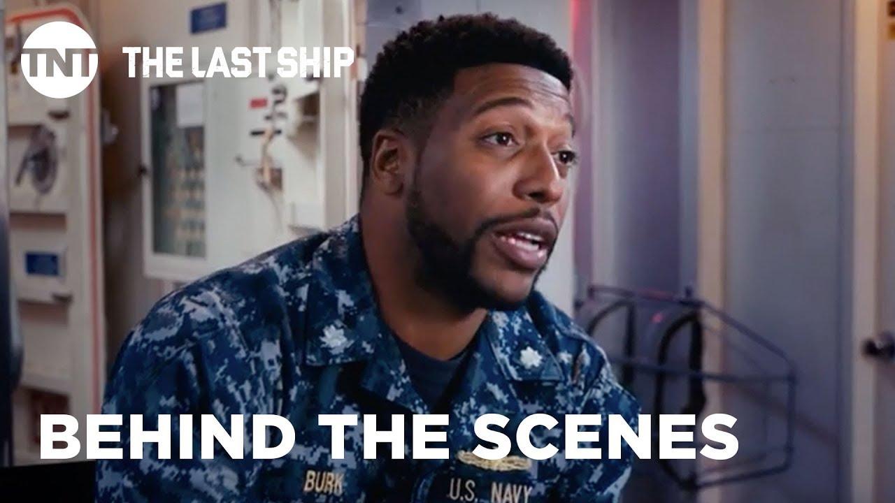 The Last Ship: Burk - Season 5 [BEHIND THE SCENES] | TNT