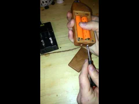 How the Fuses Work In The Torch Woodworks Dual 18650 Unregulated Box Mod.