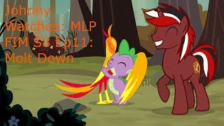 Johnny Watches MLP FIM S8 Ep11 (Blind Commentary)