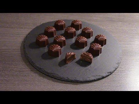 Корпусные конфеты с кофейной начинкой и ликёром Baileys