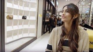Sonam Kapoor shops Dubai Mall