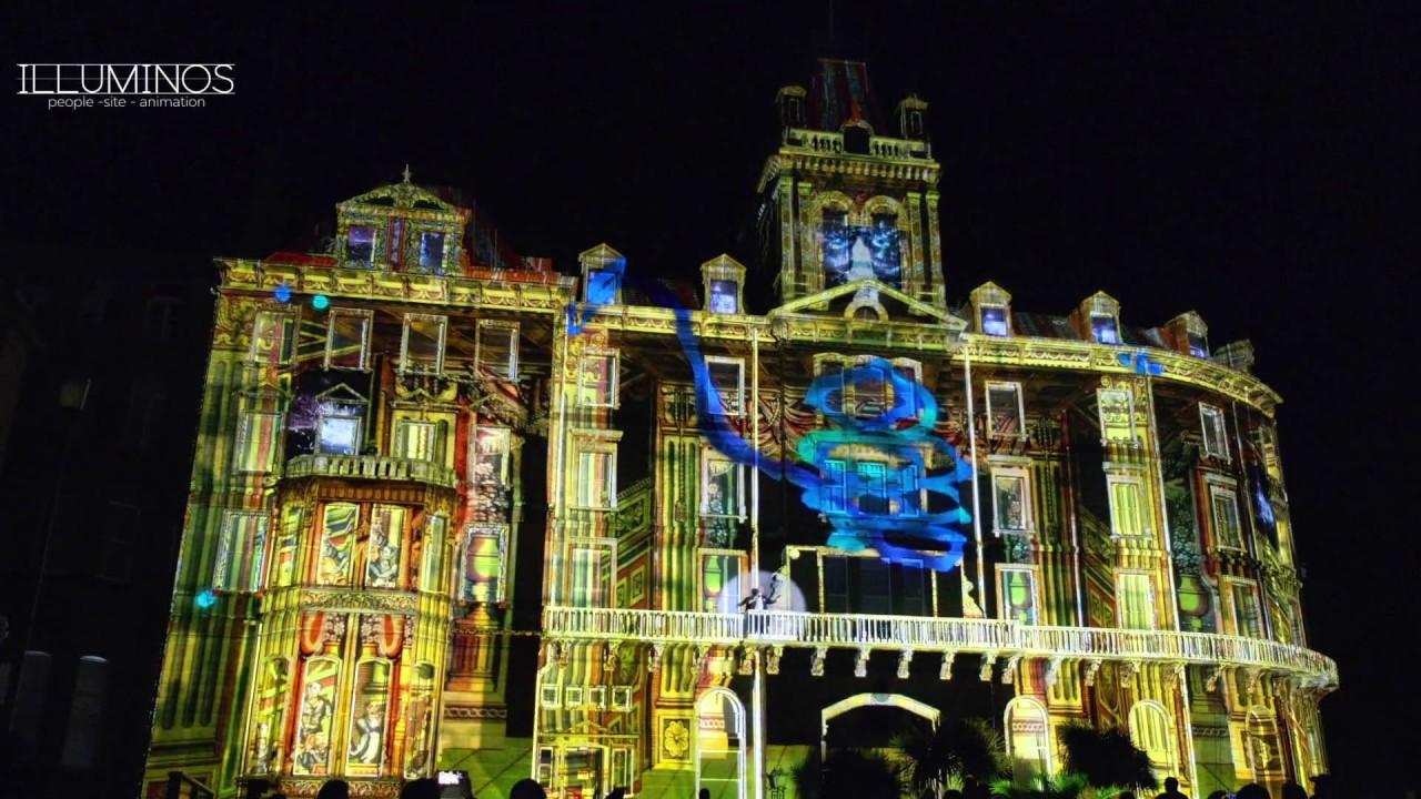 Hotel d'illusions, Arts by the sea festival Bournemouth