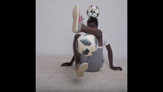 OSCAR THE JUGGLER: Mchezaji wa soka aina ya Freestyle Kenya