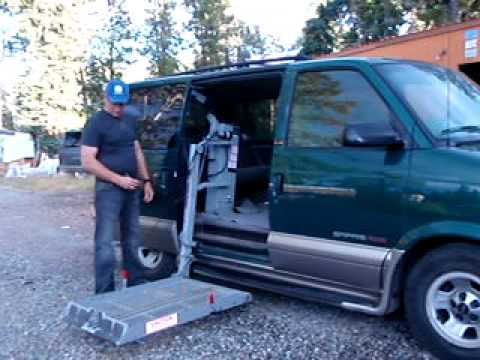 Crow river wheelchair lift youtube Wheelchair lift motor