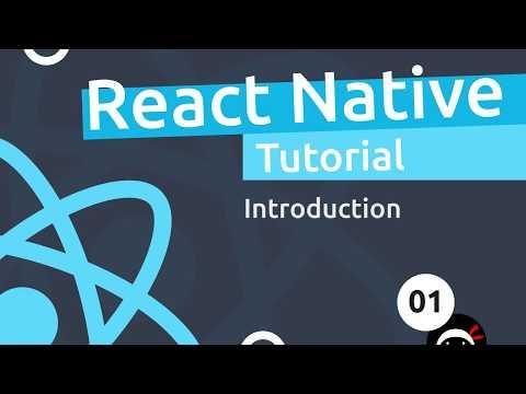 React Native Tutorial  #1 - Introduction thumbnail