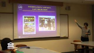 International Organization of Migration Information Session,  February 26, 2014