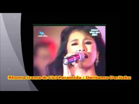 Soneta Show 2007  :  DERITAMU DERITAKU  Cici Paramida &  Rhoma Irama