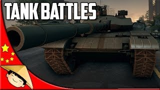 HOW TO WIN Tank Battles! - Battlefield 4 Tank Tutorial   Th3 Chinese Guy