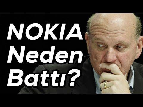 Zirveden dibe   Nokia neden battı?
