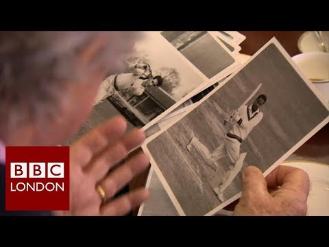 The sporting memories helping people with dementia - BBC London News
