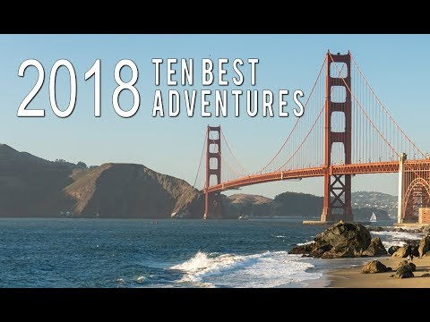 10 Best California Adventures in 2018