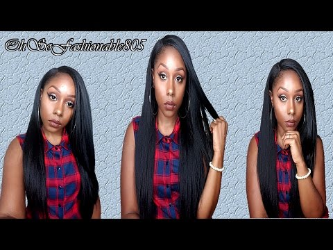 BUY? OR BYE!  Freetress Delux Lace Front Wig Evlyn | BlackHairSpray.com