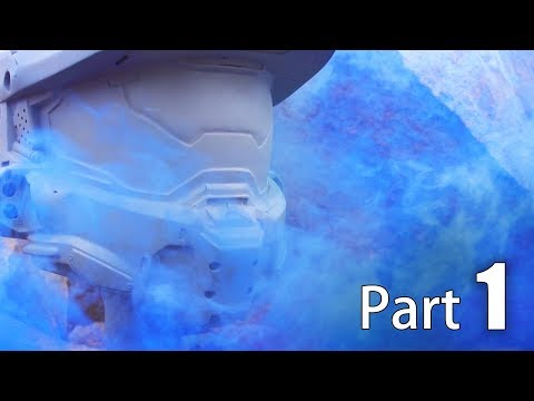 Building Master Chief | Part 1 - Starting The Helmet