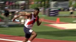 Illinois Track NCAA Semifinal Highlights